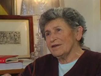 """Valdo Spini a """"la Repubblica"""": Cordoglio per Miriam Mafai"""