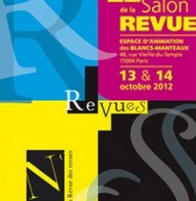 Parigi, 12-14 ottobre - I QCR al Salon de la Revue
