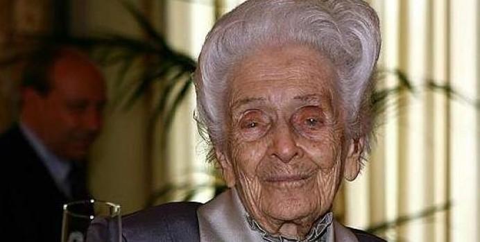 Addio a Rita Levi Montalcini
