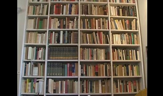 La biblioteca di Giorgio Spini donata ad Aulla- i video