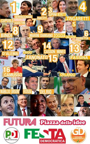 """Padova, 3 settembre: """"La buona politica"""""""