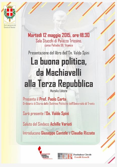"""""""La buona politica"""" a Vicenza"""