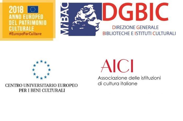 Video e foto - ITALIA È CULTURA ISTITUZIONI CULTURALI ITALIANE E PATRIMONIO CULTURALE EUROPEO V CONFERENZA NAZIONALE AICI Ravello, 8 – 10 novembre Centro Universitario Europeo per i Beni Culturali - Villa Rufolo
