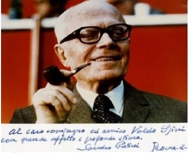 Video di Valdo Spini su Sandro Pertini