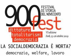 """26 ottobre 2019, Forlì, Video Convegno: """"La socialdemocrazia è morta?""""."""
